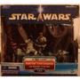 Star Wars Compactador De Lixo Luke,leia,han E Chewbacca