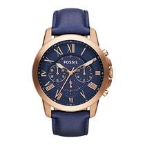 Relógio Masculino Fossil Cronografo Fs4835/2an