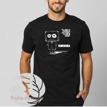 Camiseta Emicida Qualidade!