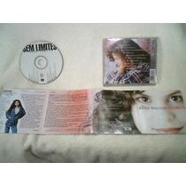 Cd Original ( Aline Barros - Sem Limites ) Edição Especial