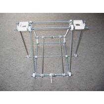 Kit Impressora 3d Estrutura Completa Prusa V2 Tec3d + Brinde