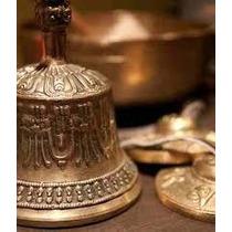 Campana Tibetana Mediana