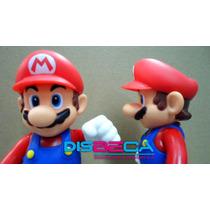 Mario Bross - Personaje Principal Video Juego Nintendo