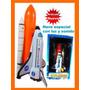 Nave Espacial Discovery Coleccionable C/ Luz Sonido Oferta