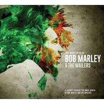 Box 3 Cds The Many Faces Bob Marley (2015) - Novo Lacrado