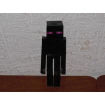Muñeco Minecraft Tiene Luces En Su Cabeza