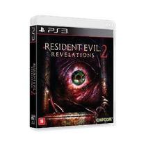 Resident Evil Revelations 2 Ps3 Capcom Cp6987bn Nota Fiscal