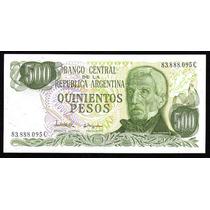Billete 500 Pesos Ley Bottero 2432 Sin Circular