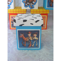 Cotillones Toy Story En Mdf