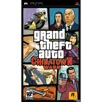 Gta China Town Wars Psp Nuevo Y Sellado