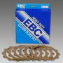 Embrague 8 Discos Originales Ebc Honda Cr 250 500 Crf 450