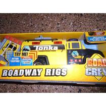 Camion Tonka Rescate Con Sonidos Y Luces