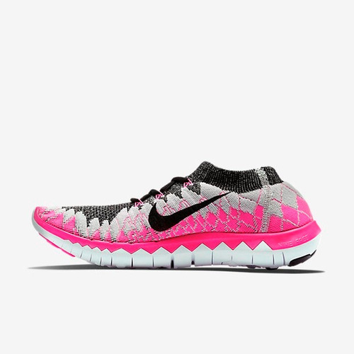 594b5b5e1cd15 Tenis Nike Free Flyknit 3.0 Feminino Original Rosa - V2mshop - R  299,90 em  Mercado Livre