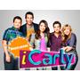 Dvd Série Icarly - Temporada 1 A 6 - Dublada