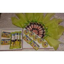 Candy Bar Personalizado 15 Chicos , Imperdible 60 Golosinas