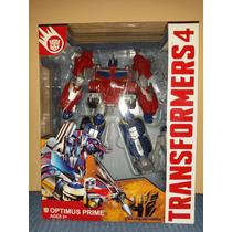 Optimus Prime Transformers 4, En Su Caja Origina