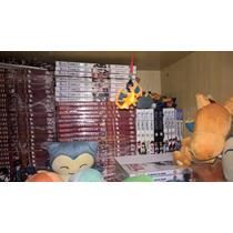 Coleção Completa Manga Fairy Tail 1 Ao 51 Em Andamento!