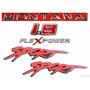 Emblemas Montana 1.8 Flex Sport - 03 À 06 - Modelo Original