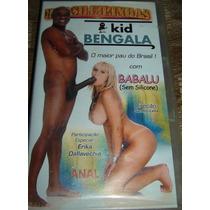 Vhs Raro Brasileirinhas - Kid Bengala E Babalu