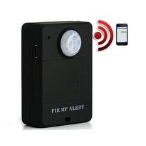 Alarma Gsm Inalámbrica Pir Sensor De Movimiento Micrófono