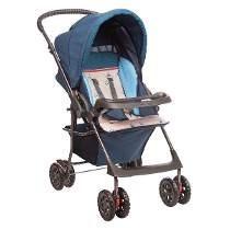 Carrinho De Bebê Topázio Nautico Hercules Novo Garantia