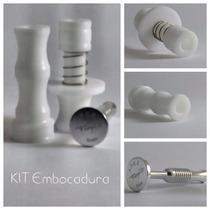 Kit Embocadura - Trompete. (kit Composto Por 3 Acessórios)