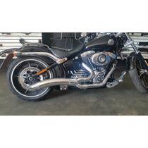 Big Radius 2 Em 1 Harley Fat Boy Dyna Heritage Hd 883 E 1200
