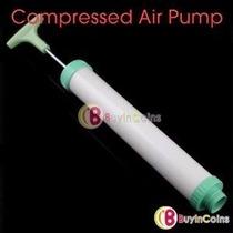 Bomba Compresora De Aire,aspiradora Para Bolsas De Vacio Eg