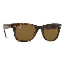 Gafas Ray-ban Hombres Plegables Wayfarer Gafas De Sol Cuadr