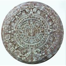 Calendario Disco Solar Azteca, Importante Relieve