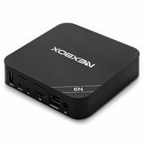 Tv Box Android 4.4 Cuad Core 1.7ghz 1gb Ram 5.5gb Rom 4k