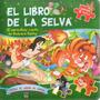 Libro: Puzzle Cuentos De Hadas: El Libro De La Selva