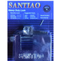 Candado Anticizalla 70mm Seguridad Santa Maria 3 Llaves