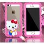 Forro Protector Bumper Goma Iphone 5 5s 5se