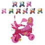 Triciclo Para Bebes Barbie Toy Story Mickey Spiderman Pooh