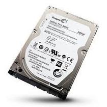 Hd Notebook 320gb + 16gb Ssd Hibrido Seagate Thin Sata 6gb/s