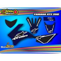 Kit Calcos Xtz 250 Deportivas Laminado 3m 510mcr