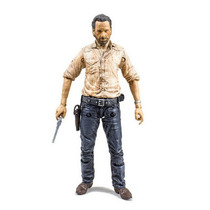 Boneco The Walking Dead Rick Grimes - Pronta Entrega