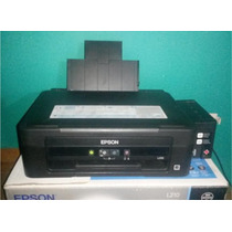 Impresora Multifuncional Epson L-210