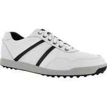 Kaddygolf Zapatos Footjoy Contour Casual Sólo 45 - 11.5 Usa