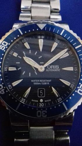 e2a75ea6d3f Relogio Oris 1000 Automatico Water Resistant - R  5.200