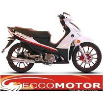 Gilera Smash 125 Rr *new* - Concesionario Oficial Eccomotor