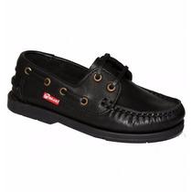 Zapato Mocasin Cuero Marcel Colegial Art 500 34 Al 41