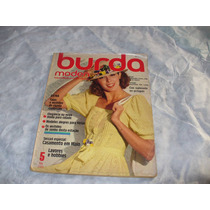 Revista Burda Nº5 1978
