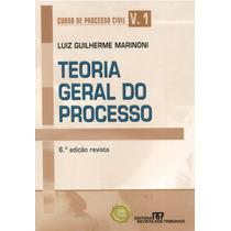 Teoria Geral Do Processo-luiz Guilherme Marinoni-promoção