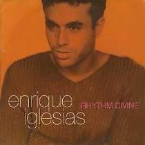 Cd Single Enrique Iglesias Rhythm Divine