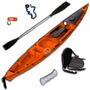 Kayak Angler Atlantikayak C1 Local Con Pileta De Prueba Caba