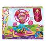 Conjunto Polly Pocket Parque Roda Gigante Mattel Cfm25 Plást