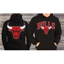 Moletom Chicago Bulls Hard Nba Basquete