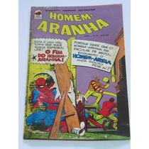 Hq Gibi Homem-aranha Ano 1 Nº 9 Ed. Bloch Anos 70 Rara